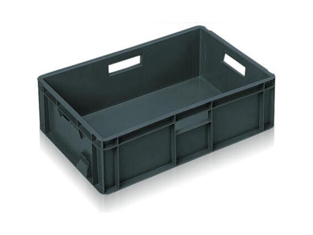 bac plastique gerbable 34 litres allibert 9971005 de la marque schoeller allibert