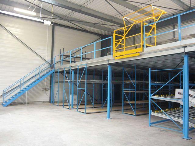 mezzanine industrielle fournisseurs