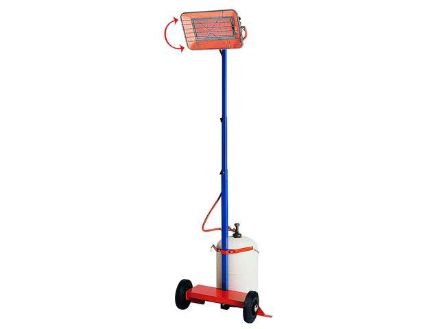 radiant gaz mobile gt