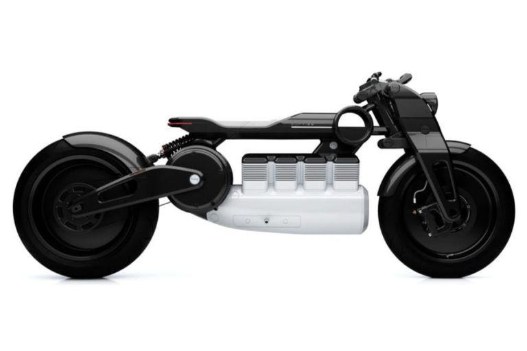 [En images] Qui est Curtiss, ce constructeur américain qui rêve d'être le Tesla de la moto en 2020?