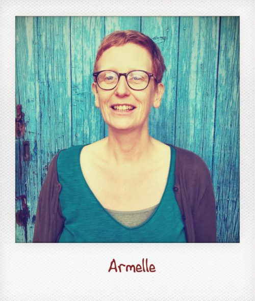 Armelle Tricot – Animatrice associative