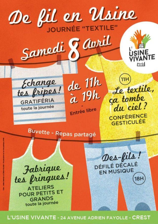 UV Affiche Textile-8 avril