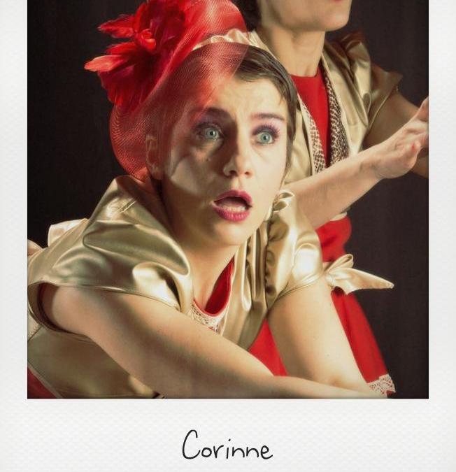 Corine Amic – Comédienne, marionnettiste, prof de cirque