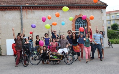 Challenge Mobilité : des circuits courts, en covoiturage ou à vélo pour L'Usine Vivante !