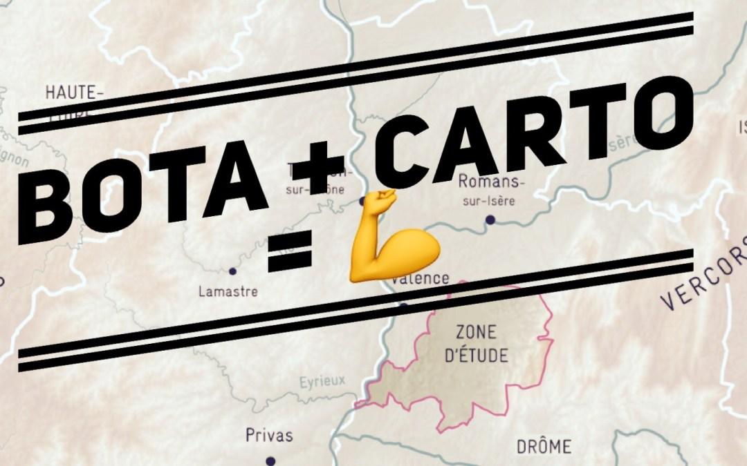 Bota + Carto : la nouvelle collab' de la rentrée !