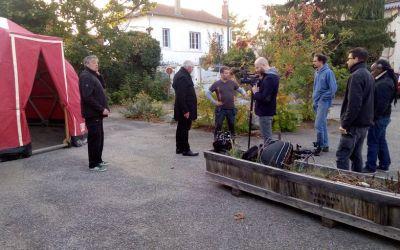 """Le tournage de """"La Maison France 5"""" passe par l'Usine Vivante"""