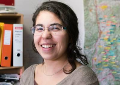 Marie Mouihi – Animatrice