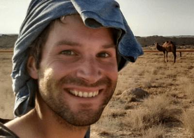 Olivier Chambault – Créateur de kayaks