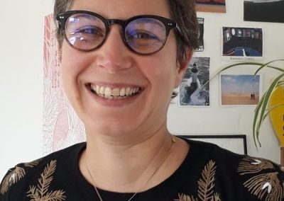 Adeline Mathien – Chargée de mission