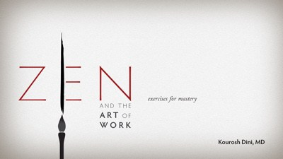 Zen and the Art of Work cover