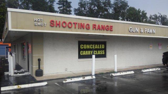 Hot Shot Shooting Range