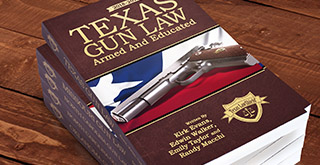 Stack of Armed and Educated books for various states