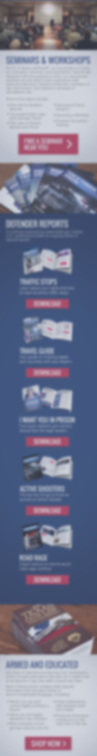 Blurred Premium Content Preview
