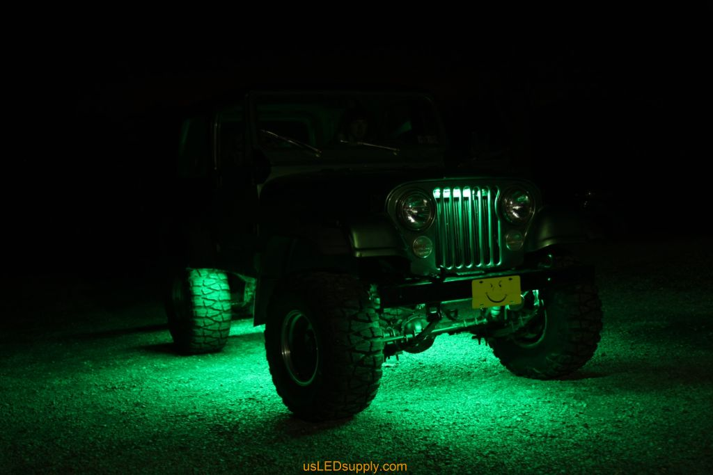 Jeep Led Lights
