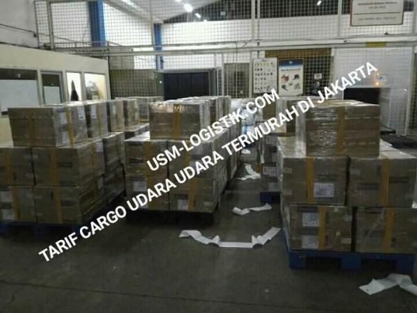 Tarif Cargo Udara