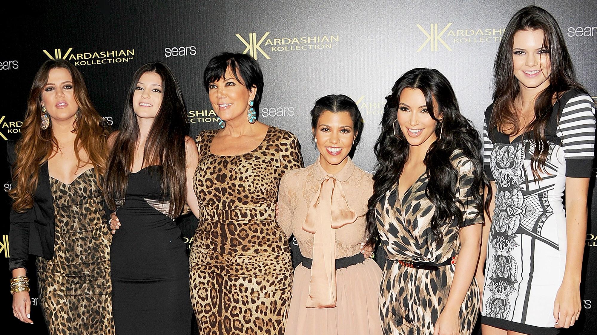 Kardasian and Jenner