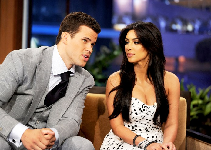 Image result for Kim Kardashian and Kris Humphries: 2 months