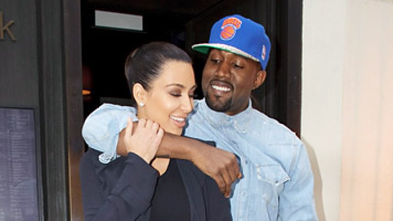 Kim Kardashian and Kanye West: The Way They Were
