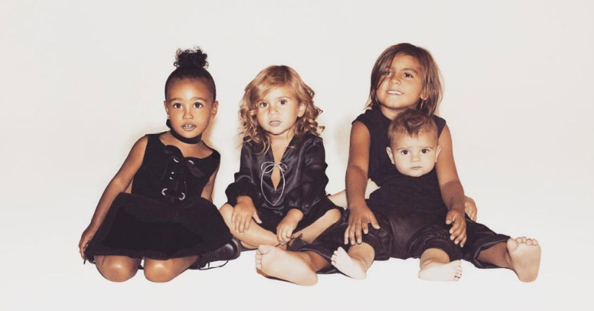 Cutest Kardashian Kids Moments: North, Mason, Dream and More!