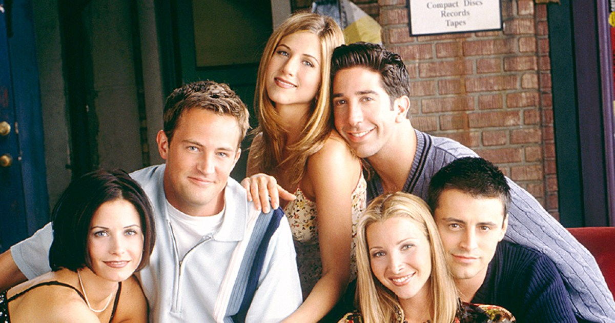 the Best TV shows of all time Friends