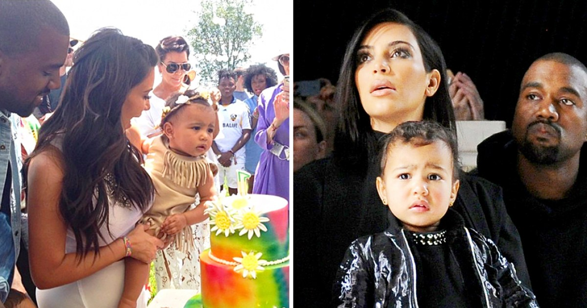 North West's Fabulous Life: Kim Kardashian and Kanye West's Firstborn Daughter