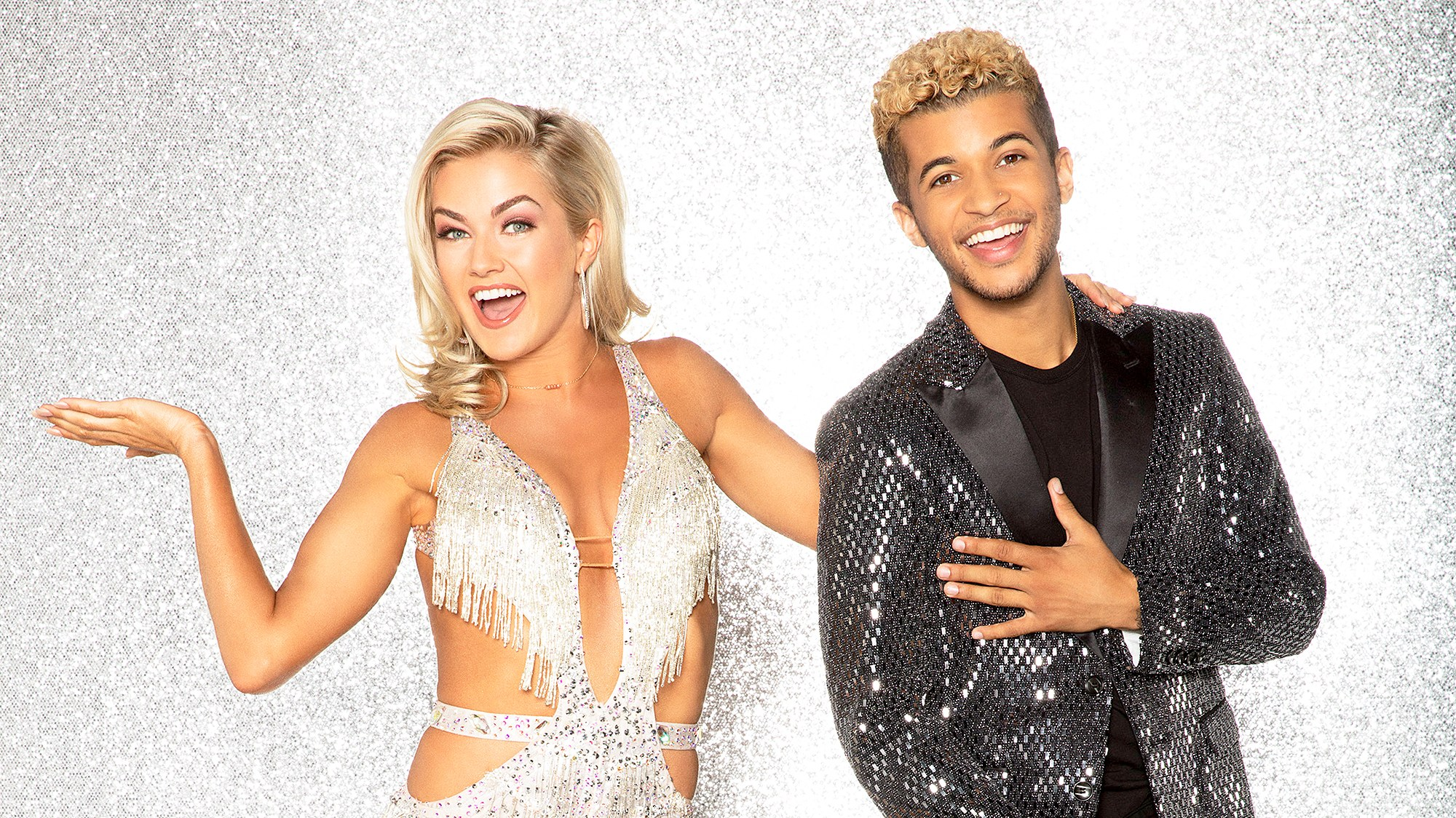 Lindsay Arnold and Jordan Fisher Dancing With The Stars