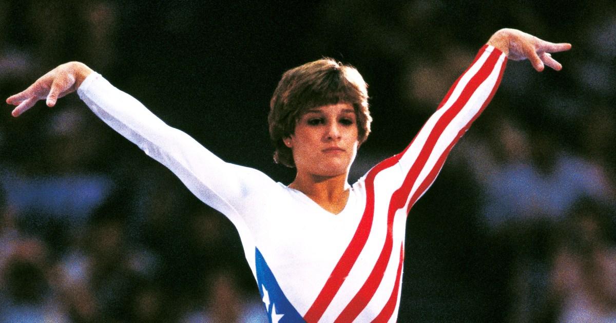 Olympic Women S Gymnastics Leotards Uniforms Through The
