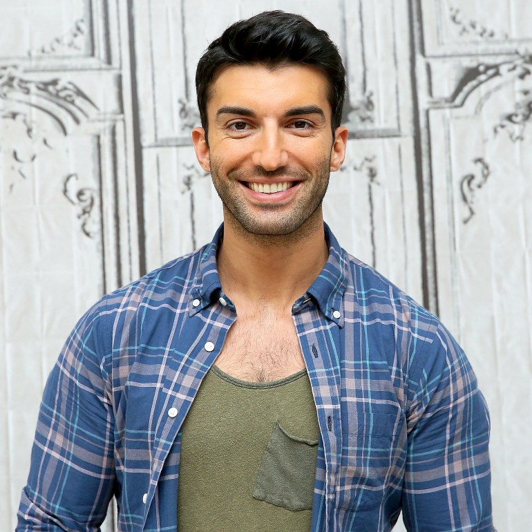 """Justin Baldoni attends AOL Build Presents: """"Jane The Virgin"""" at AOL Studios In New York on May 20, 2016 in New York City."""
