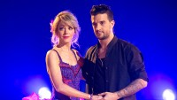 Lindsey Stirling and Mark Ballas Dancing With The Stars