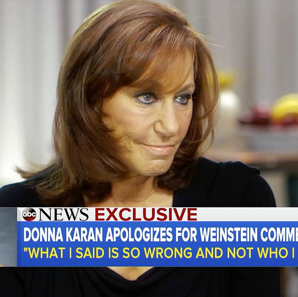 Donna Karan Good Morning America