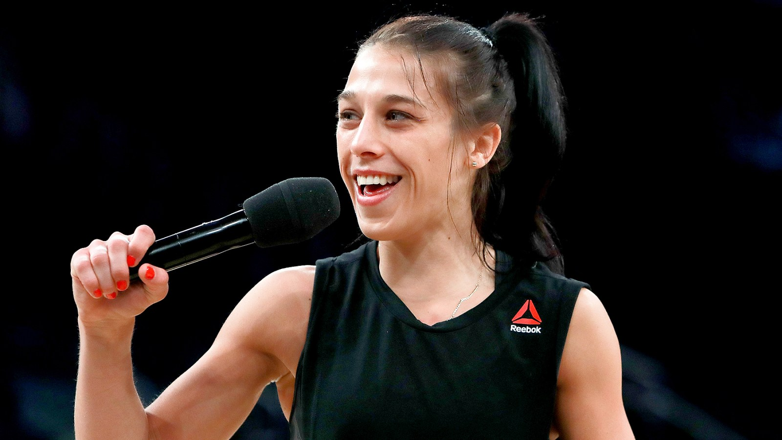 Joanna jedrzejczyk dating history