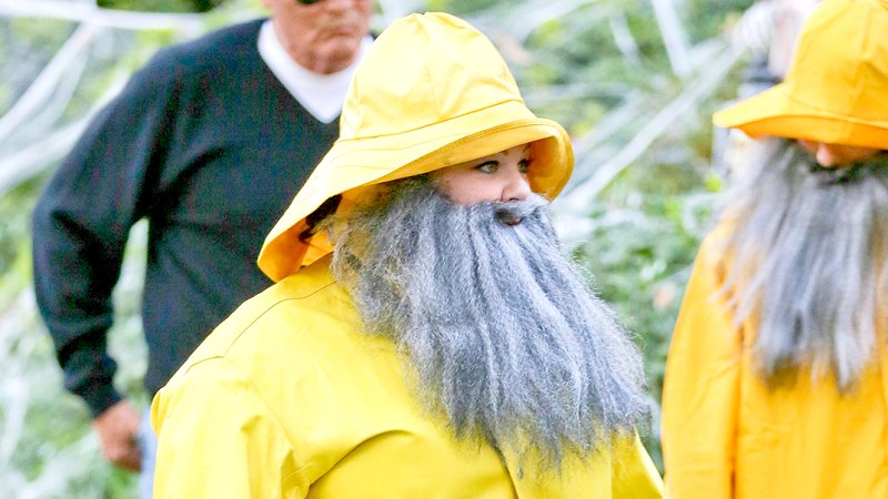 Most Outrageous Celebrity Halloween Costumes 45