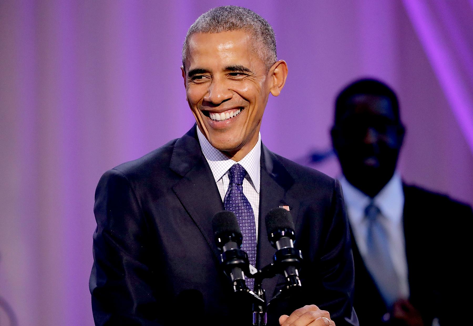 Barack Obama social media
