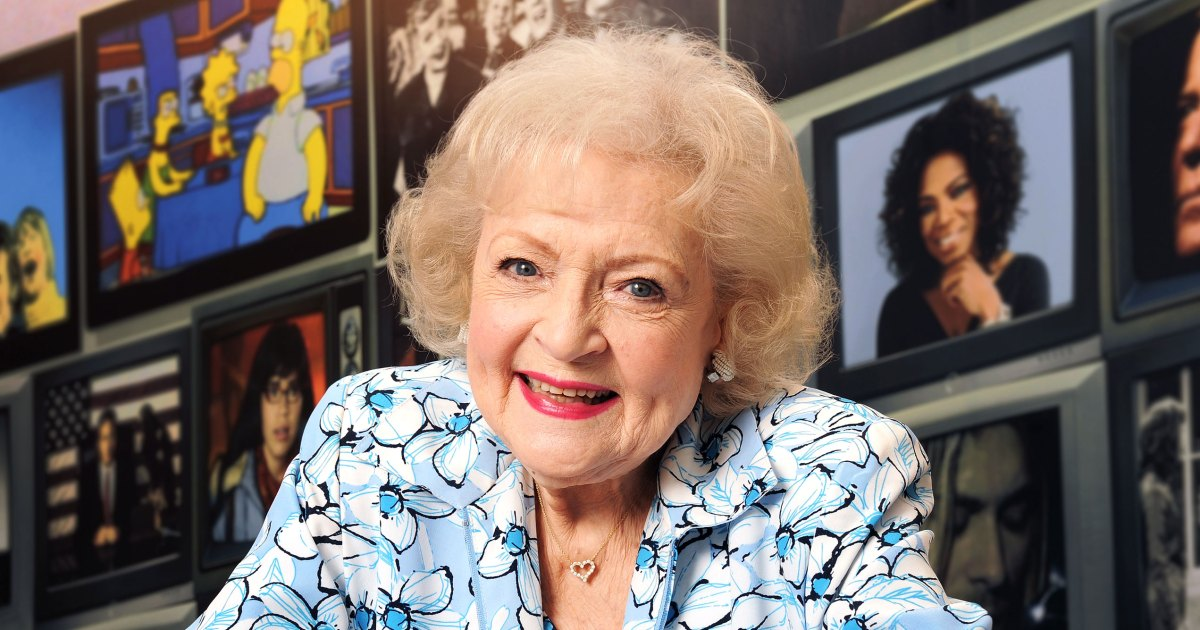 14 Times 98-Year-Old Betty White's Fashion Choices Were Hot as Hell