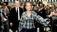 Rihanna social media