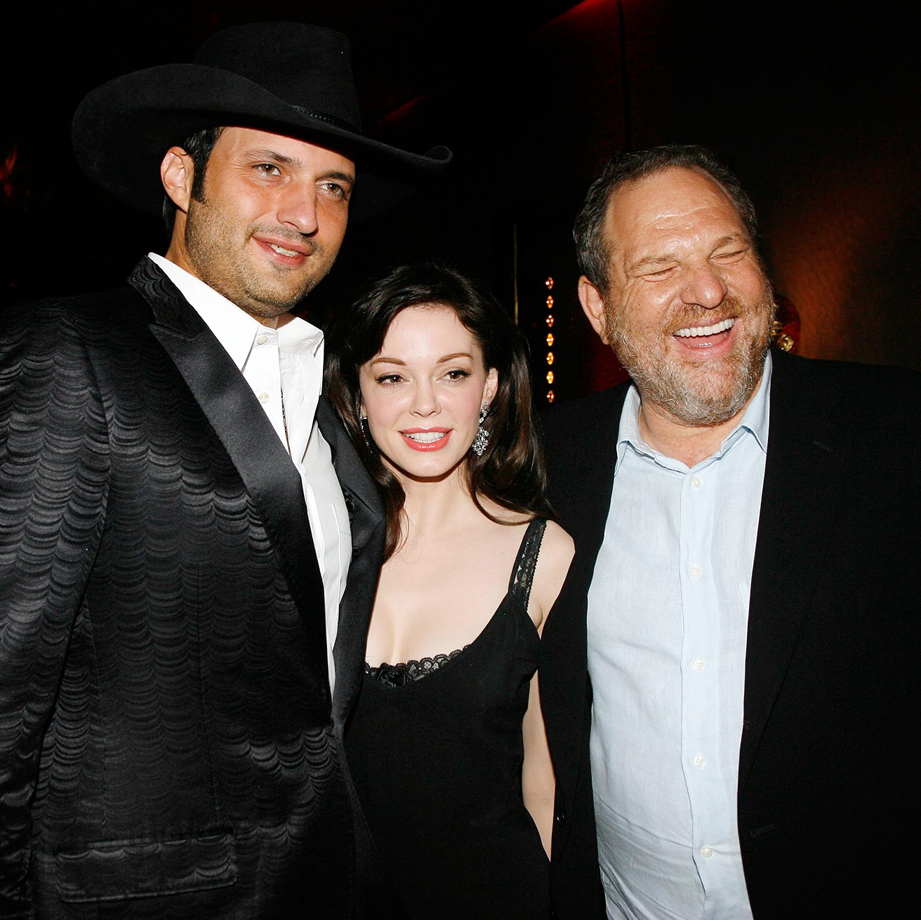 Robert Rodriguez Rose McGowan Harvey Weinstein