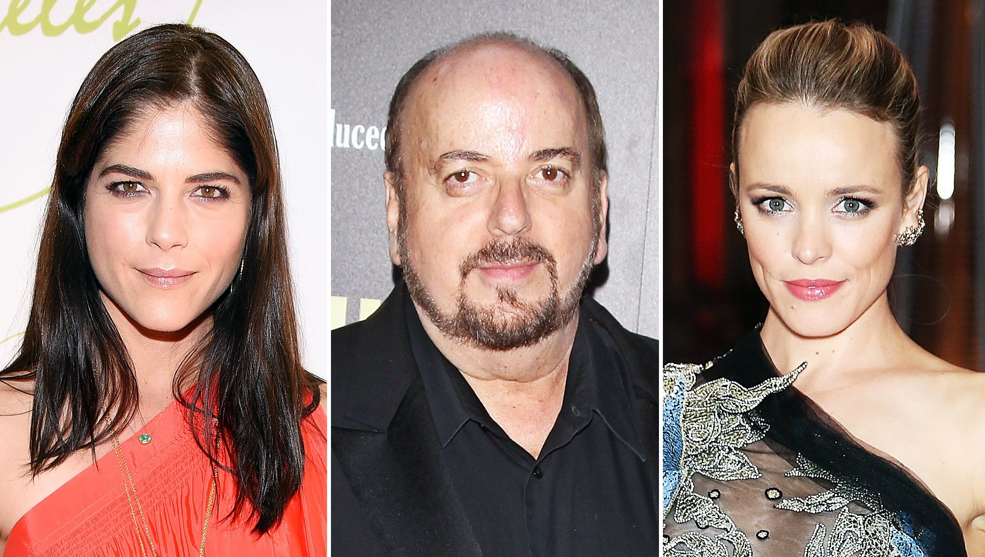 Selma Blair James Toback Rachel McAdams