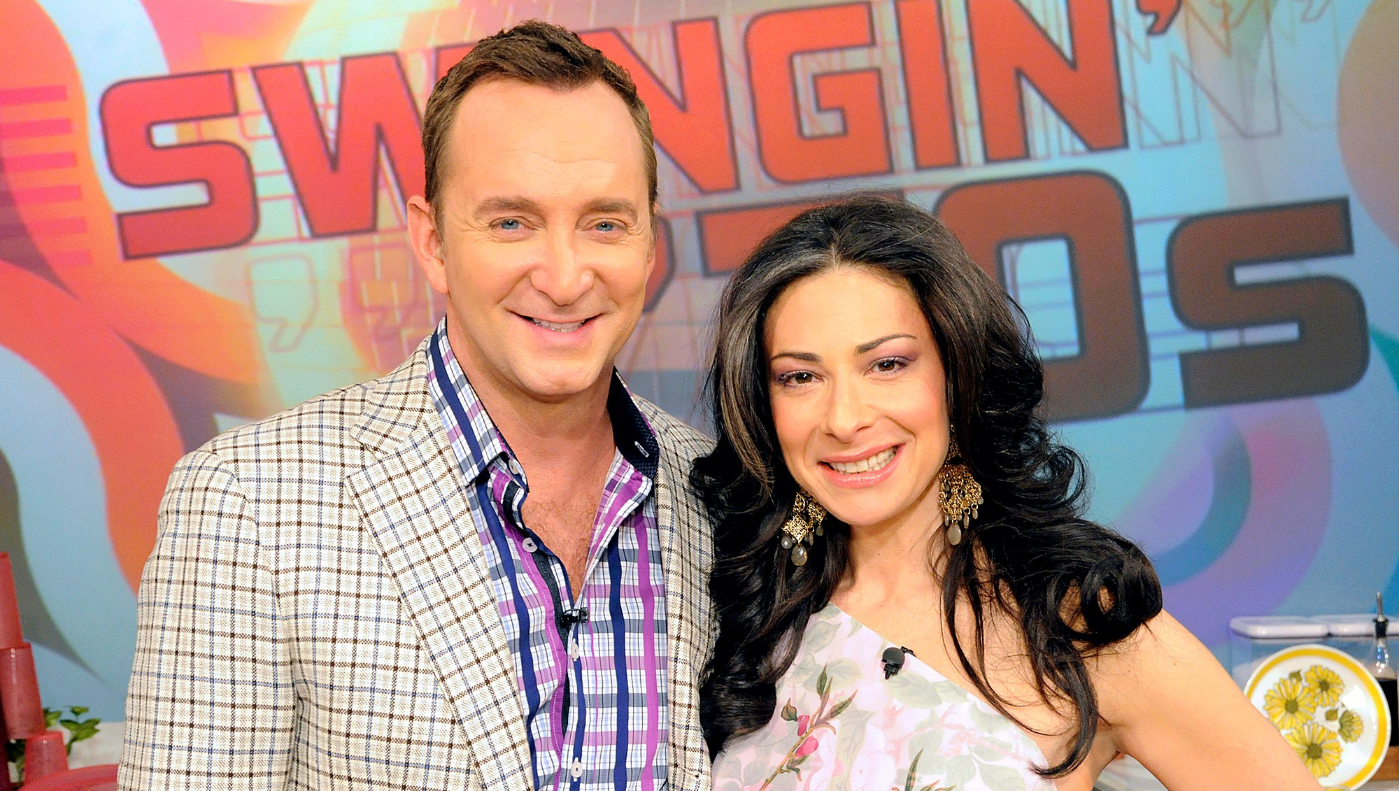 Clinton Kelly and Stacy London on 'The Chew'