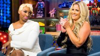 NeNe Leakes and Kim Zolciak on 'Watch What Happens Live'