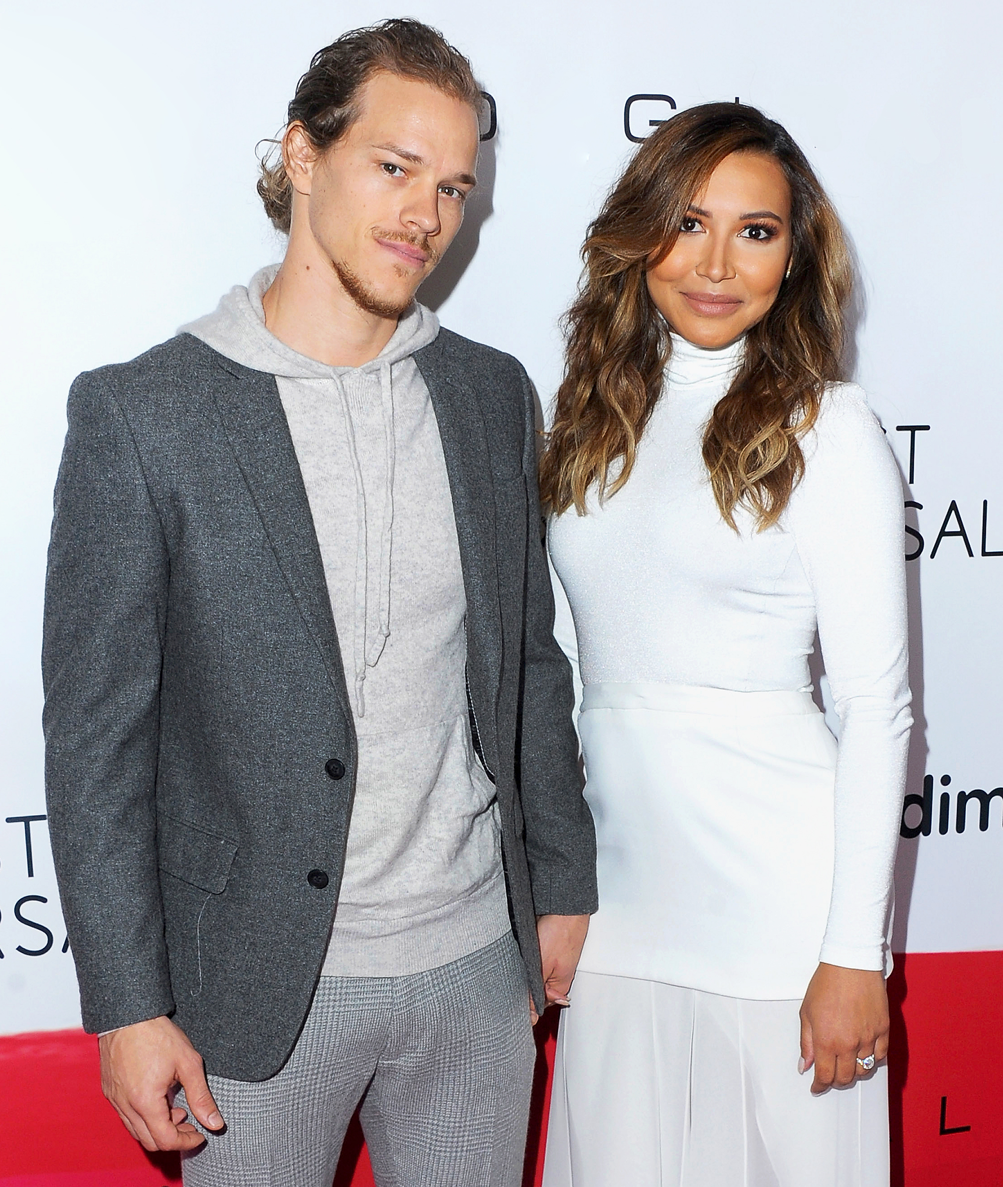 Naya Rivera's husband Ryan Dorsey speaks out about her arrest