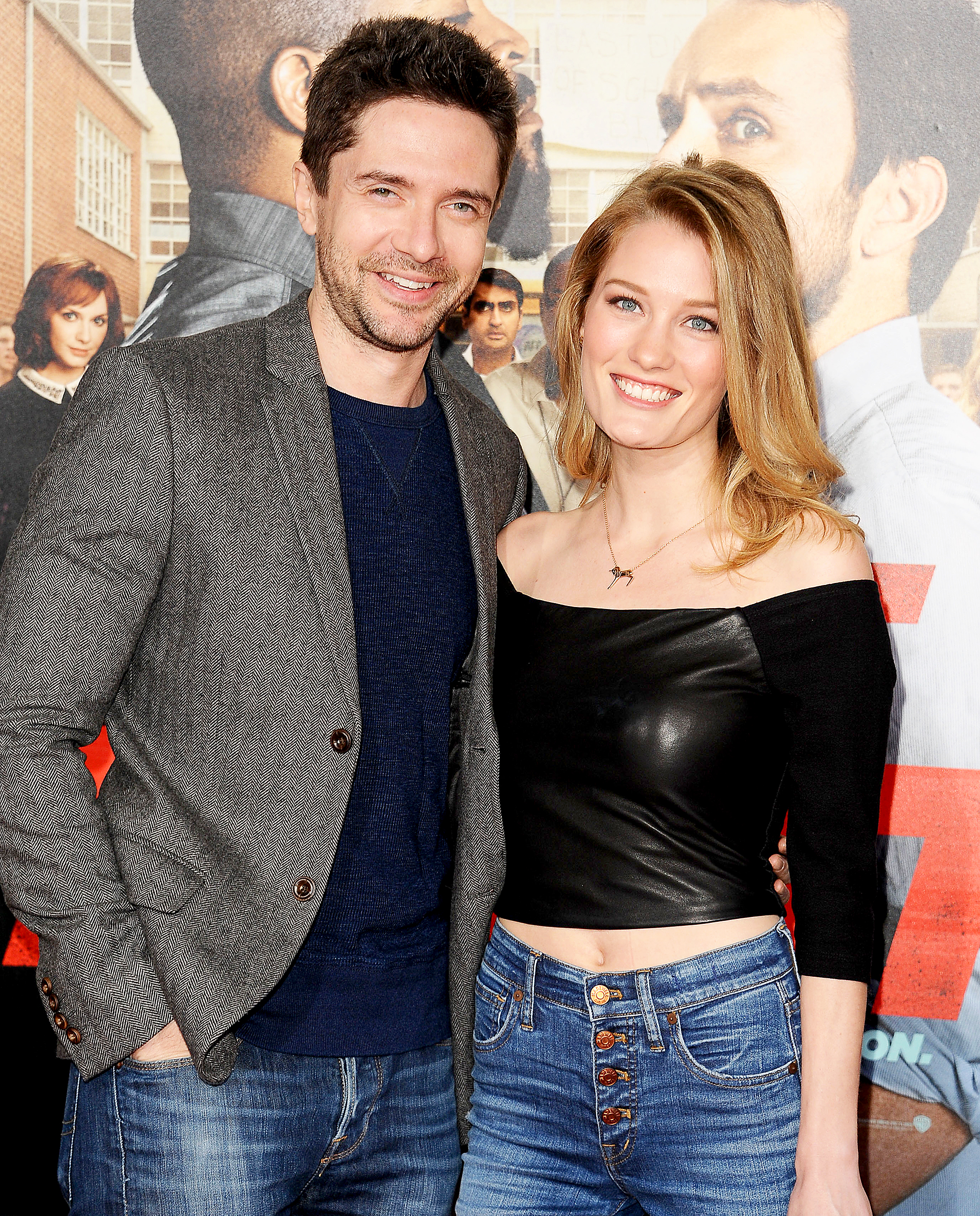Topher Grace & Wife Ashley Hinshaw Welcome Their First Child!