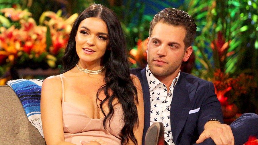 'Bachelor in Paradise' couple Raven Gates and Adam Gottschalk