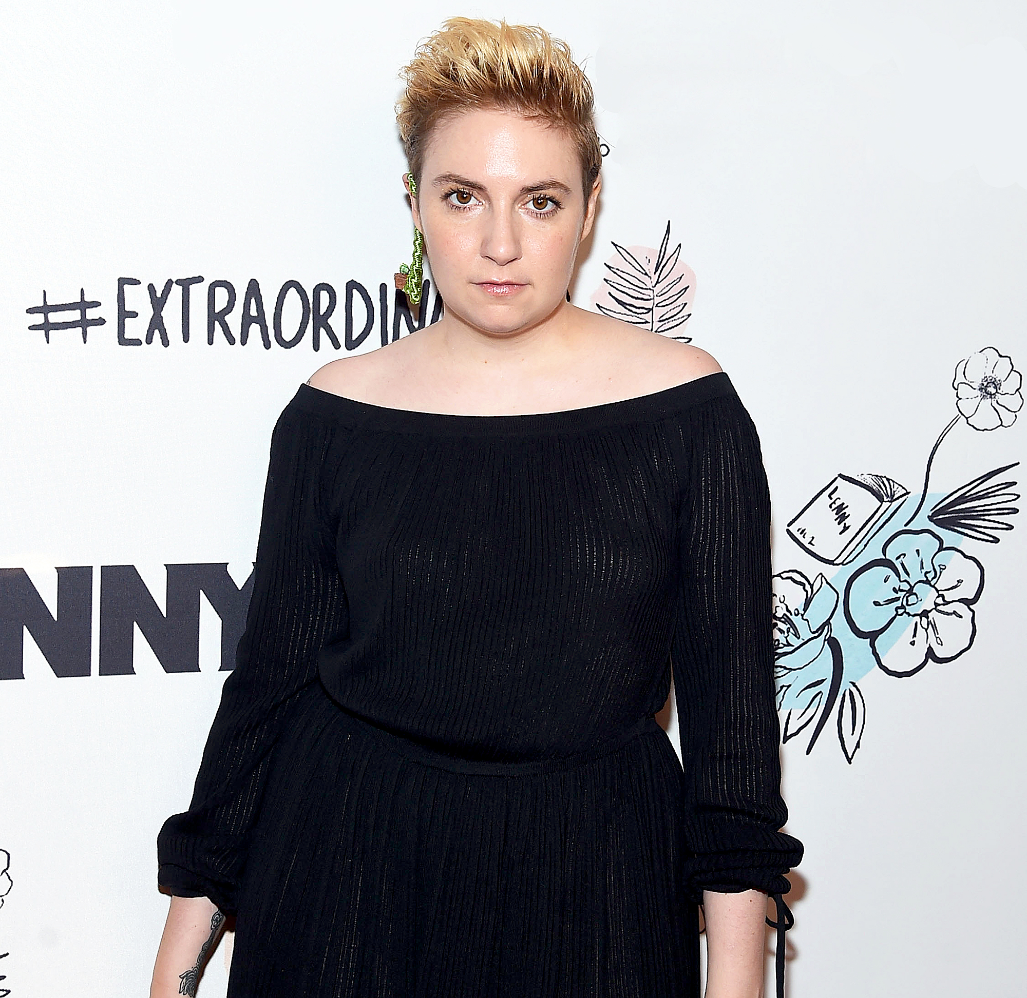 Lena Dunham accused of 'hipster racism' after she initially defended 'Girls' writer
