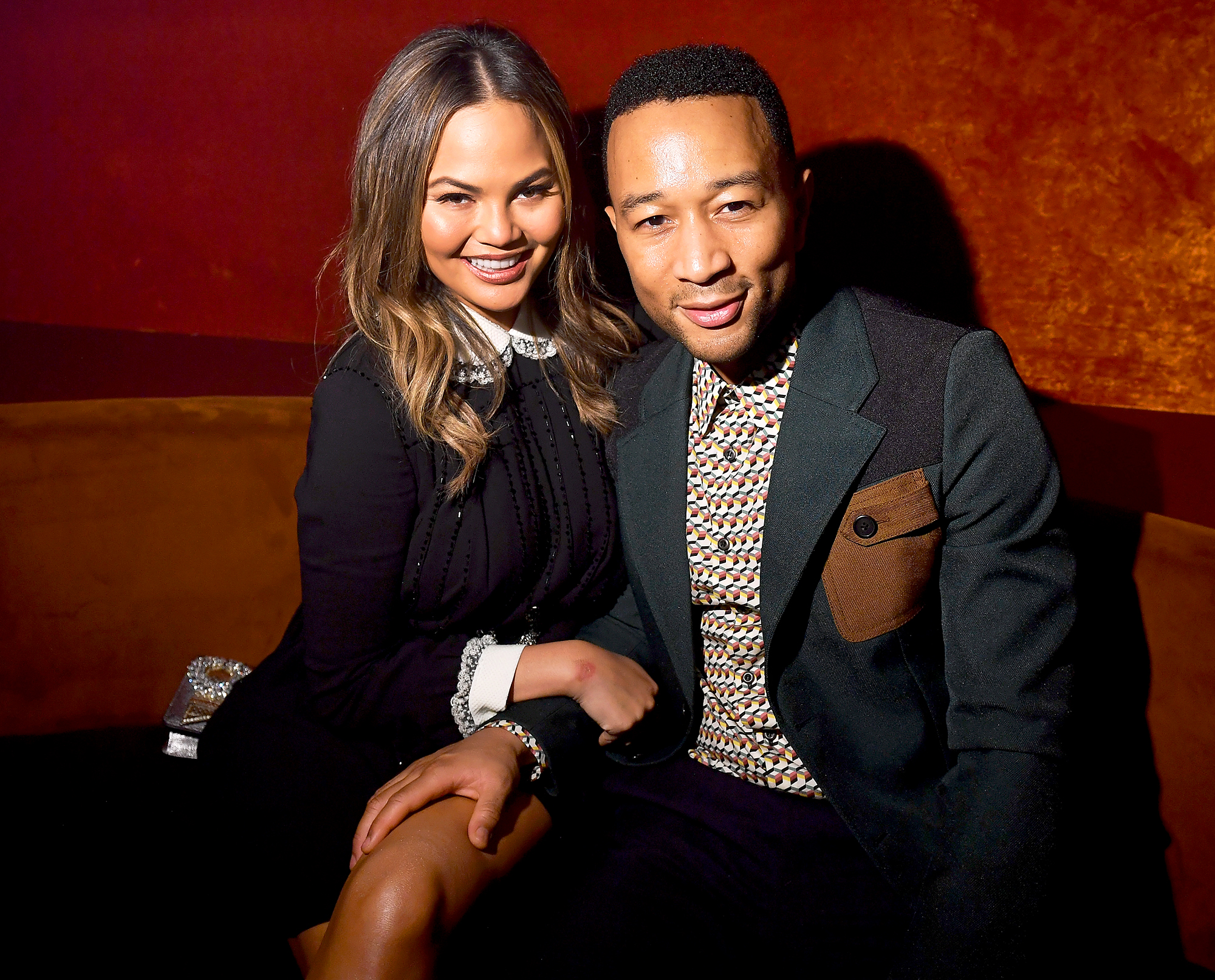John Legend and Chrissy Teigen are Expecting Their Second Child!