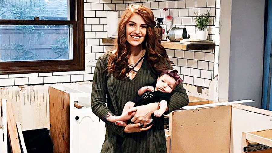 'Little People, Big World' Star Audrey Roloff with her daughter Ember
