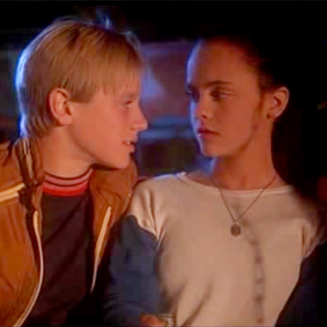 Devon Sawa and Christina Ricci in 'Now and Then'