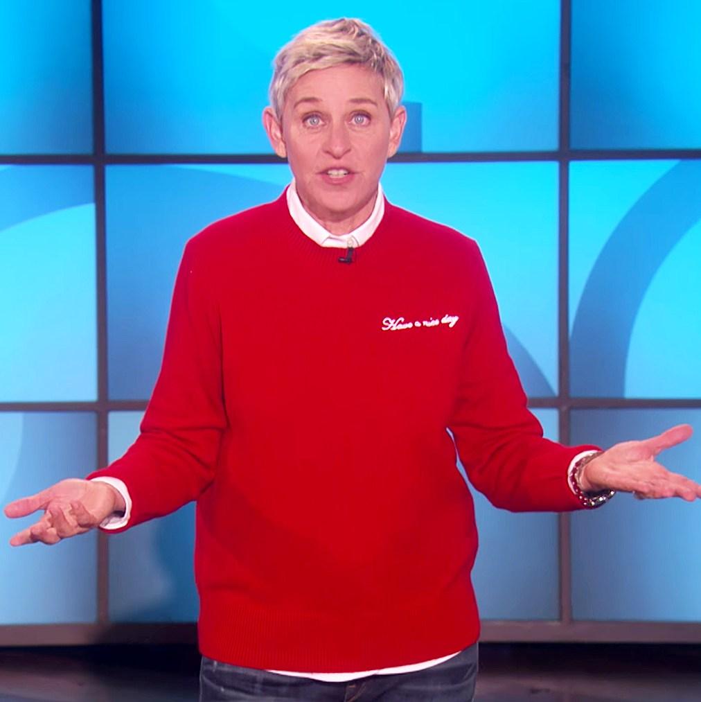 Ellen DeGeneres Meghan Markle dogs