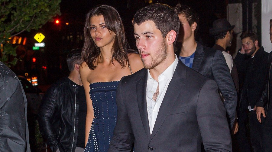 Georgia Fowler, Nick Jonas, Joe Jonas, Sophie Turner, Engagement Party