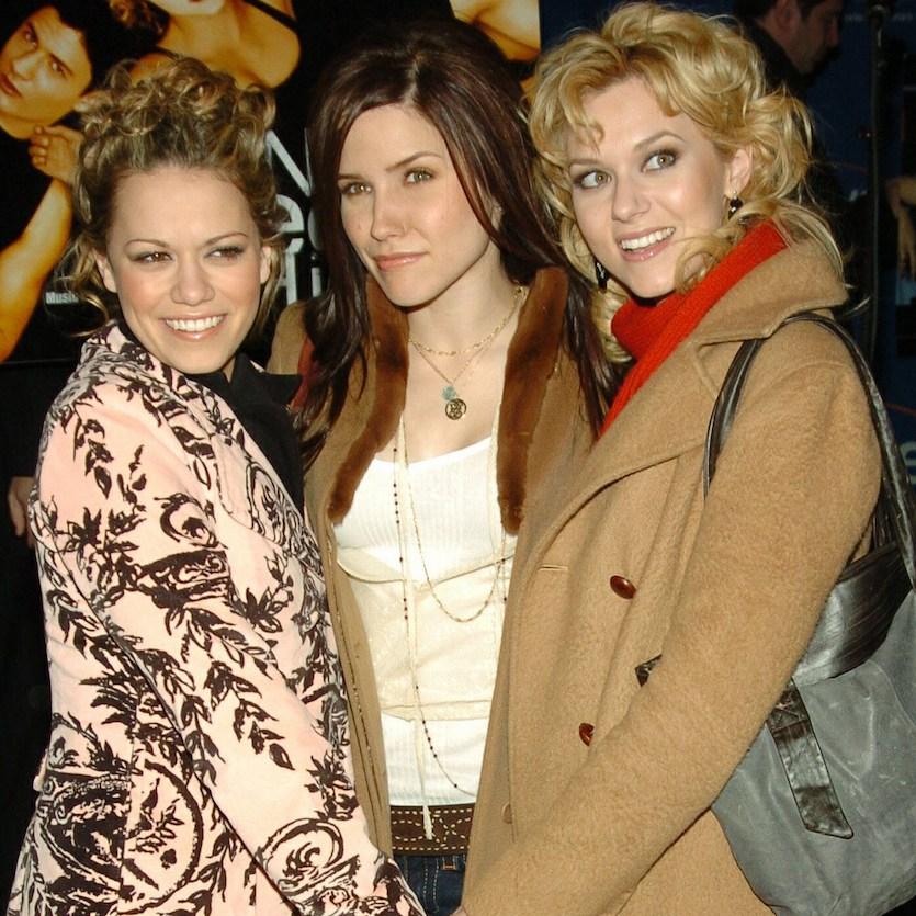Bethany Joy Lenz, Sophia Bush and Hilarie Burton