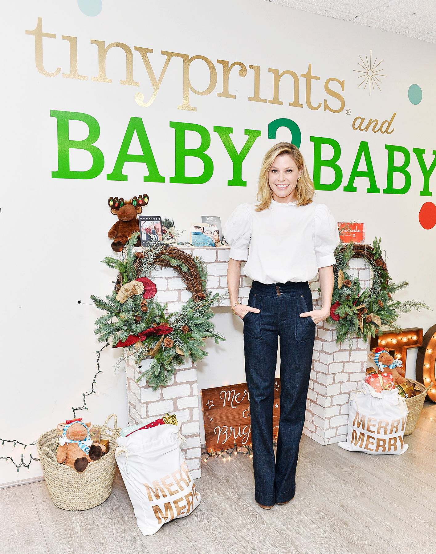 Modern Family's Julie Bowen splits from husband